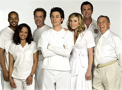 La octava temporada de Scrubs podría no ser la última de la serie