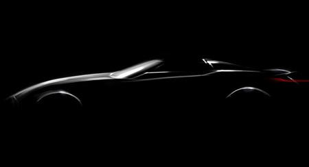 Bmw Roadster Concept Teaser