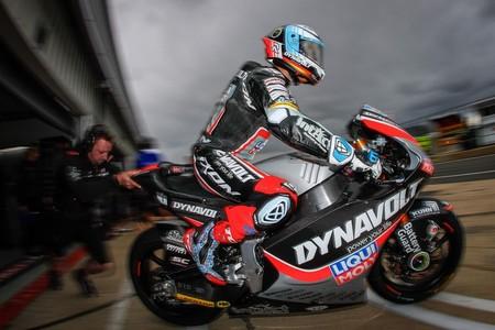 Marcel Schrotter Gp Gran Bretana Moto2 2018