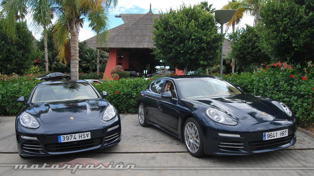Porsche Panamera 2014 (presentación) (11/38)