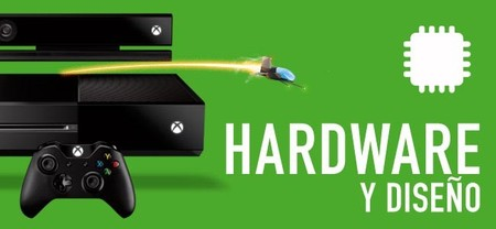 Xbox One, hardware y diseño