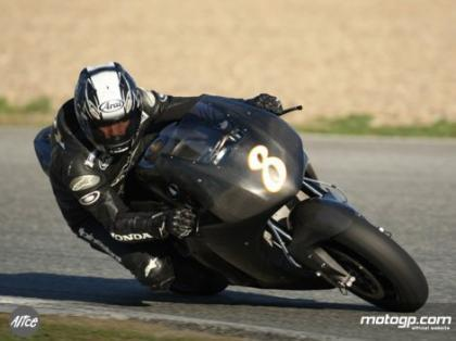 Okada llevará el motor de válvulas neumáticas en el GP de Mugello