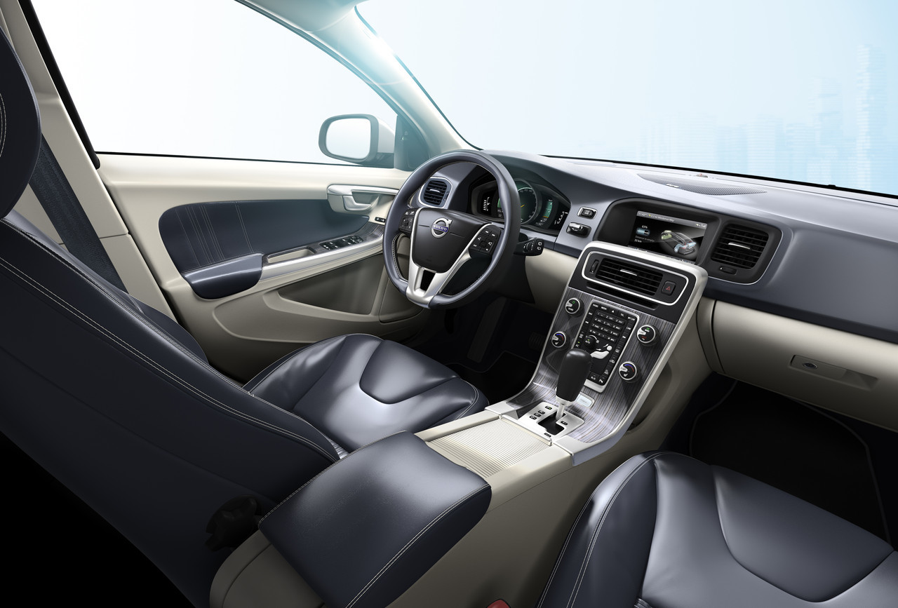 Foto de Volvo V60 Plug-in Hybrid (10/18)