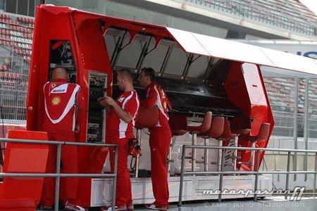 GP de Malasia F1 2011: ¿qué te pasa Ferrari?