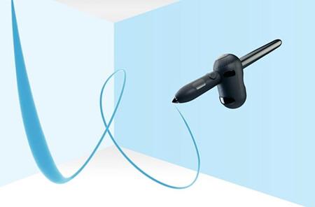 """Wacom ya tiene listo su """"VR Pen"""": un stylus para diseñar en un entorno de realidad virtual"""