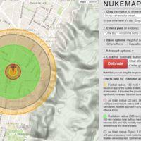 Conoce cuáles serían los efectos que tendría una bomba como la de Hiroshima en tu ciudad