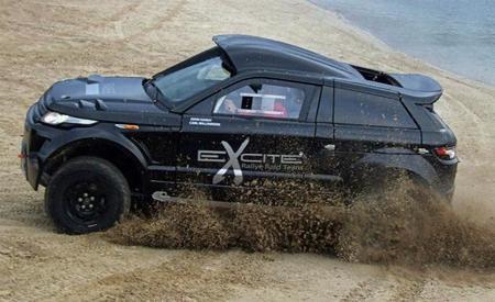 Range Rover Evoque Desert Warrior 3
