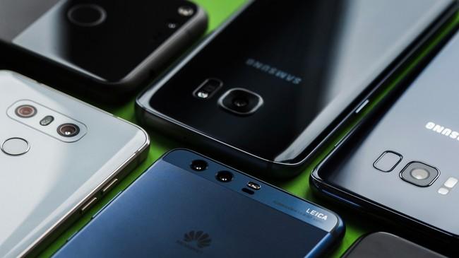 Apple le quita terreno a LG y Samsung permanece como dominante, así el mercado de smartphones en México