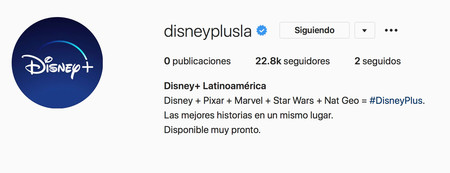 Disney Plus Latam Ig
