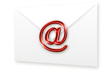 Correo digital, cartas en papel desde el ordenador