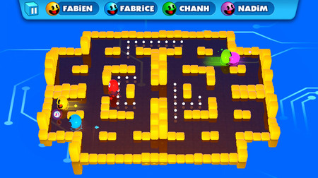 Apple Arcade - Pac-Man Party Royale