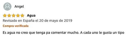Amazon Es Opiniones De Clientes Font Vella Agua Mineral Natural Pack 6 X 1 5l
