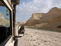 Israel: Recorrer el desierto de Judea en 4x4