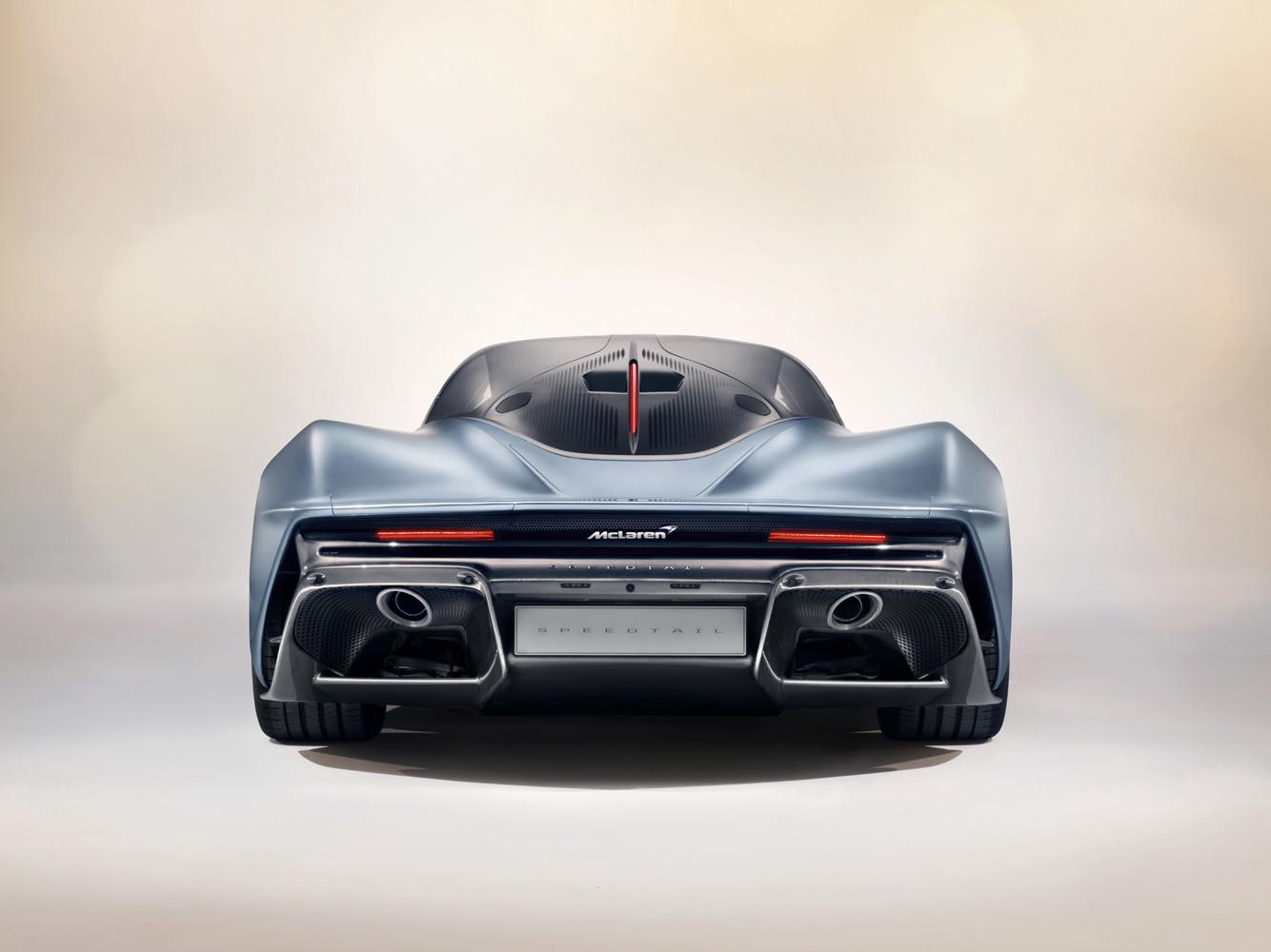 Foto de McLaren Speedtail (15/18)