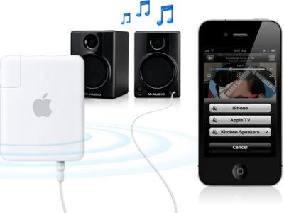 ¿Planea Apple quitarse de en medio la WiFi para su próximo Airplay?