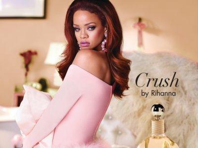 Rihanna vuelve con nueva fragancia, Crush pretende enamorarte