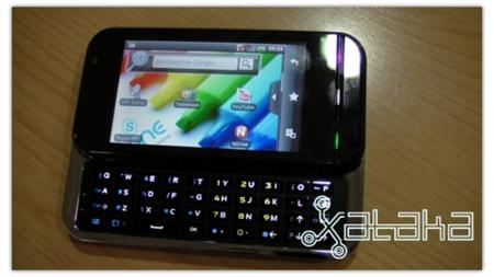 GeeksPhone One, sus especificaciones finales
