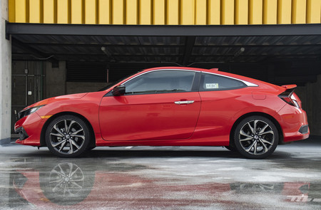 Honda Civic Coupe prueba de manejo, reseña, opiniones México