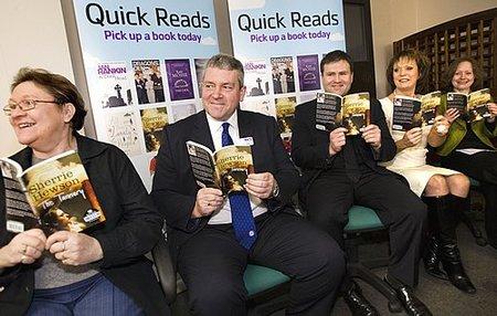 'La apuesta' de John Boyne y la maravillosa iniciativa Quick Reads
