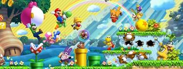 Hemos jugado a New Super Mario Bros. U Deluxe. Es un clásico, es actual y también es la primera cita obligada de 2019 en Switch