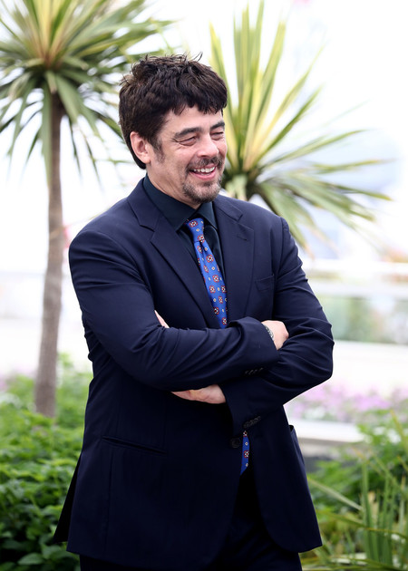 Benicio Del Toro Jury Un Certain Regard Photocall The 71st Annual Cannes Film Festival 2