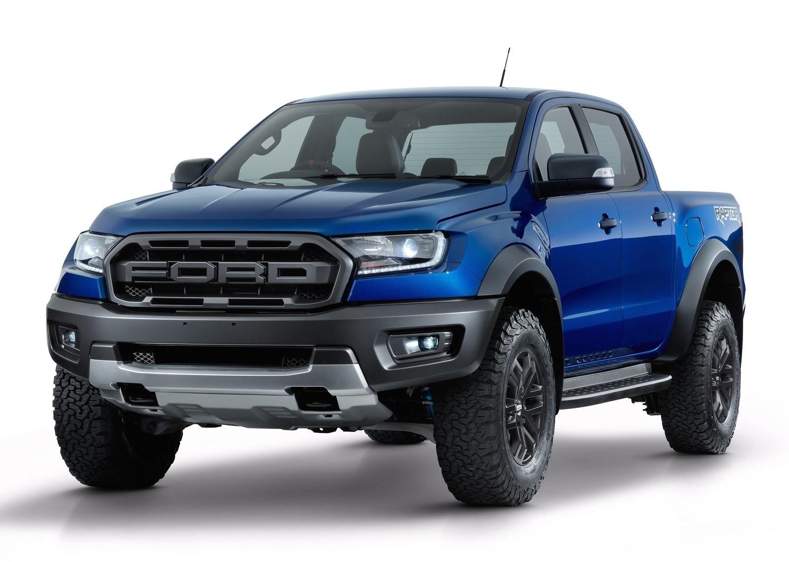 Foto de Ford Ranger Raptor (8/12)