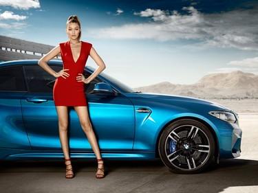 Gigi Hadid pisa el acelerador: BMW es su última conquista