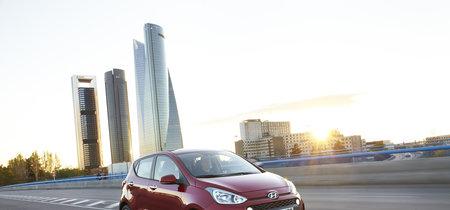 Hyundai i10, a prueba. Chiquito pero resultón