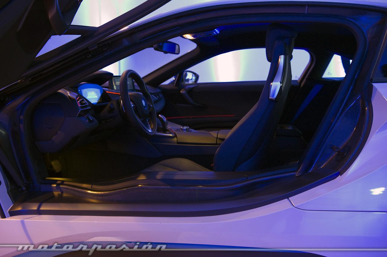 Foto de BMW i8, primeras impresiones (8/21)
