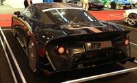 9ff-GT9 Vmax, una bestia de 1.400 CV