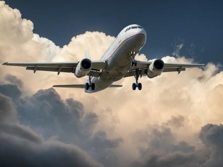 Los aviones se repararán a sí mismos en pleno vuelo gracias a este material