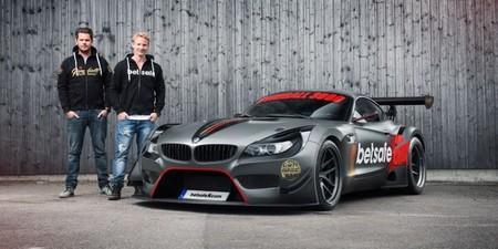 BMW Z4 GT3 Betsafe
