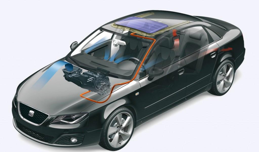 Seat Exeo Solar