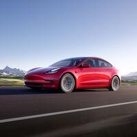 Tesla Model 3 (2021): las nuevas versiones del Model 3 tienen hasta 580 kilómetros de autonomía y mantienen el mismo precio