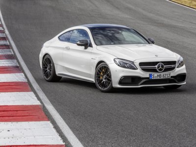 Mercedes-AMG C63 Coupe, sutil y poderoso