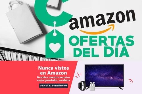 Nunca vistos en Amazon: las mejores ofertas del día en smartphones Xiaomi, televisores TD Systems y aspiradores Roborock