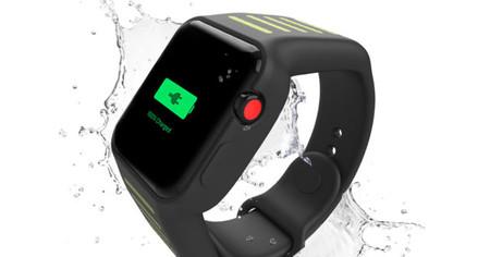 ¿Una correa que brinda batería extra a tu Apple Watch? Así luce una propuesta que ha llegado a Kickstarter