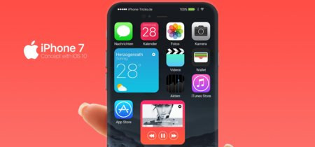 Este concepto de iOS 10 hace que quieras que Apple contrate a su responsable