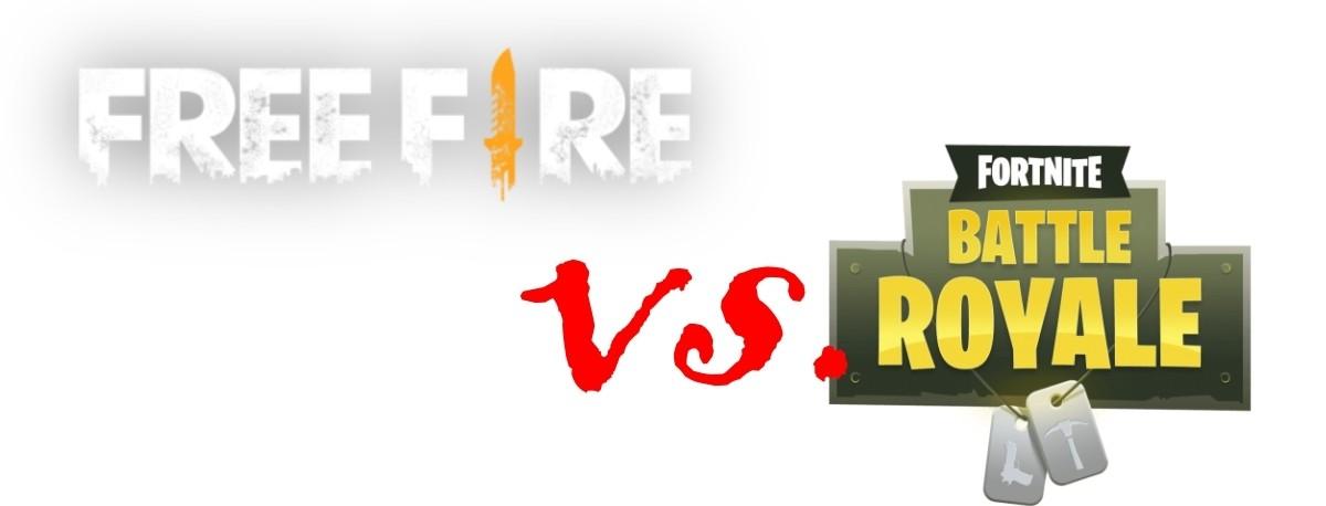 Fortnite Vs Free Fire Las Diferencias En Dos De Los Battle
