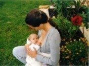 Madres lactantes baten el récord  Guiness