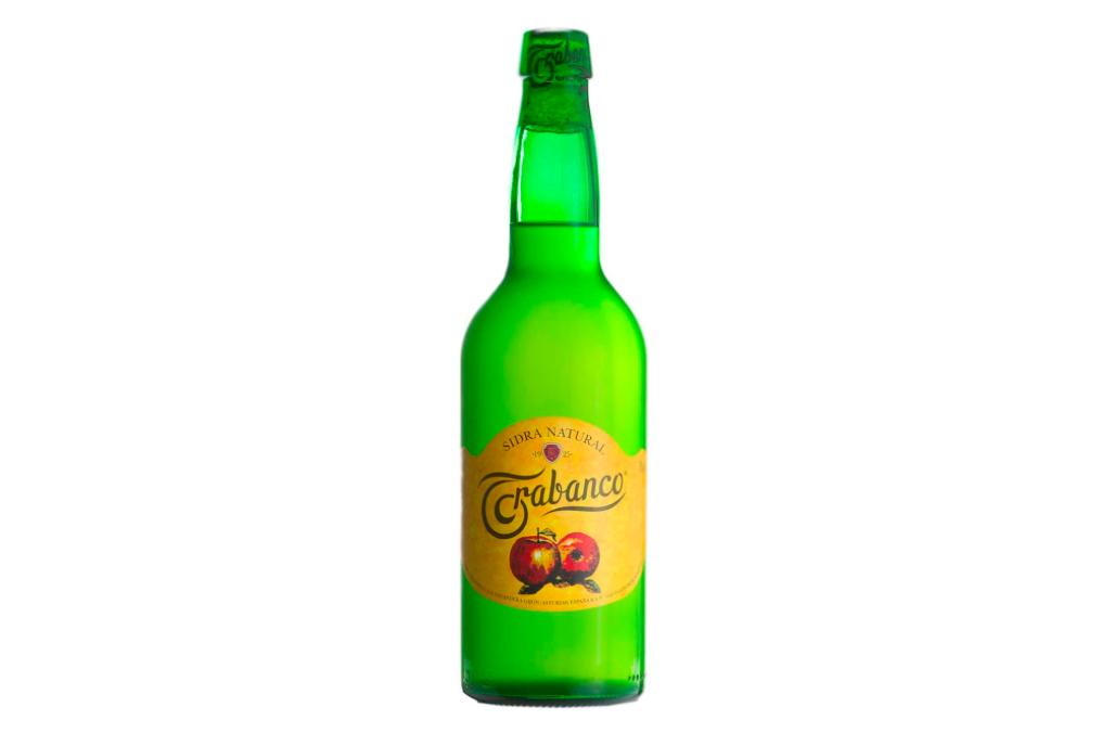 Trabanco Sidra Natural. Caja de 6 Botellas de 70 cl.
