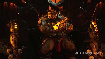 Middle-earth: Shadow of War luce épico y brutal en su primer gameplay, revelando que ahora se podrán hacer incursiones a castillos