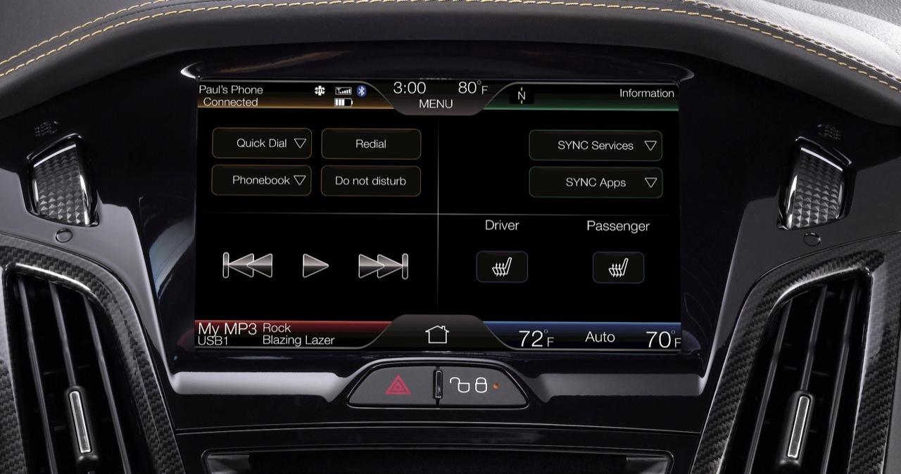 Foto de Ford Sync y MyFordTouch, el nuevo interfaz de Ford para coches (22/23)