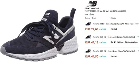 new balance hombre 574s v2