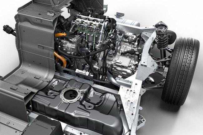 Foto de BMW i8 Prototipo (8/9)