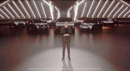 General Motors Autos Electricos 2025 2