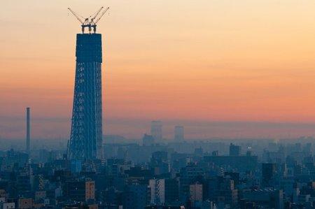 Tokyo Sky Tree, la estructura artificial más alta de Japón