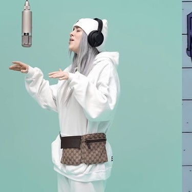El 'Bad guy' de Billie Eilish recrea algunos planos de 'Los Simpson'