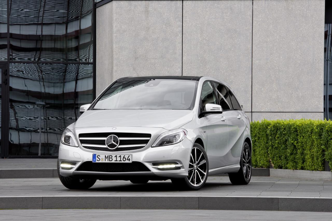 Foto de Mercedes-Benz Clase B (56/104)