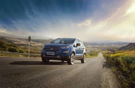 La nueva Ford EcoSport ya está disponible en Colombia: este es su precio